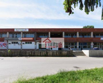Na prenájom obchodný priestor o rozlohe cca. 120m2 na sídlisku Západ v širšom centre Dunajskej Stredy