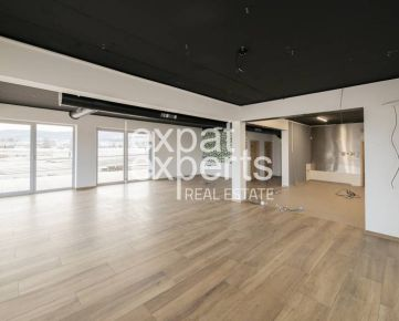 Obchodný priestor s 2i bytom, 145 m2, vhodný aj na škôlku