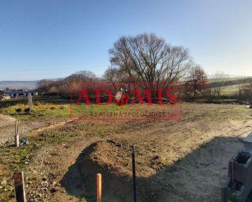 ADOMIS - stavebný pozemok, Budimír, 1027m2 -  Pod Lesom, vilová časť