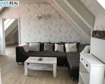 """NA PREDAJ: Exkluzívna ponuka: Jedinečný , kompletne zariadený  3 izbový byt s krásnym výhľadom na mesto v jednej z najkvalitnejších  novostavieb """"Malý Paríž"""""""