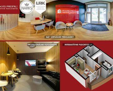 Hľadáme pre Našich klientov 4-izbový byt v Bratislave I.