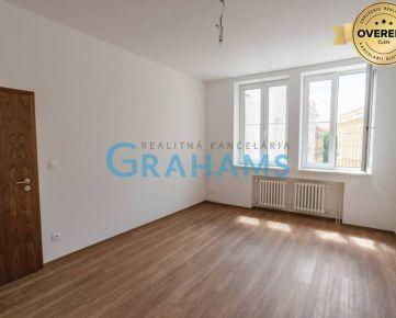 GRAHAMS-PREDAJ 2izb. byt, Gunduličova, Staré Mesto