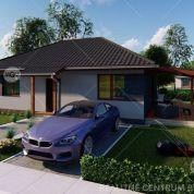 Pozemok pre rodinné domy 72m2