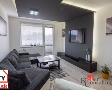 3 izbový byt Trnava, kompletná rekonštrukcia