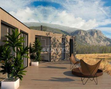 Horská chata Modulové bývanie, 101m2. CENA: 98 980,00 EUR