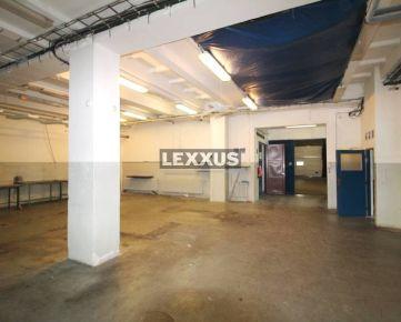 LEXXUS-PREDAJ, výrobno-skladová budova v stráženom areáli, Rača.