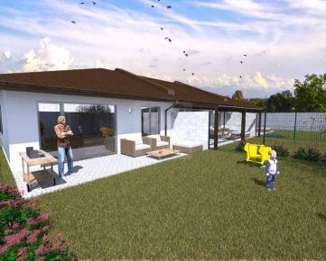 Direct Real - NOVINKA! Novostavba tehlového 4-izb. dombytu č. 1 so záhradou