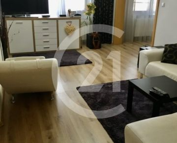 CENTURY 21 Realitné Centrum ponúka -2 izbový - 62 m2 + 7 m2 terasa + parkovacie miesto