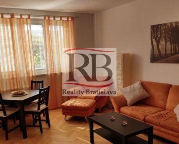 Na prenájom 3i byt na Exnárovej ulici v Ružinove