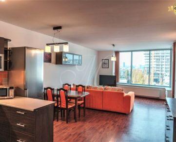 Zariadený 3i byt v novostavbe blízko centra