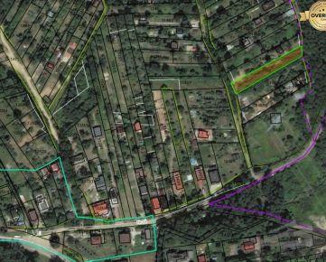 Pozemok Extravilán STUPAVA - vhodný aj ako STAVEBNÝ - blízko  lesa