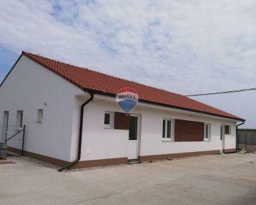 Na predaj 3 izbový dvojdom v obci Kyselica okres Dunajská Streda NOVOSTAVBA!
