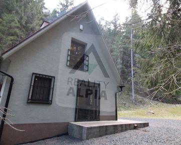 Rekreačná chata na predaj, Liptovský Ján