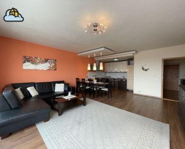 COVID CENA! - Na prenájom krásny 3i byt s terasou a výhľadom Belveder EXKLUZÍVNE iba u nás