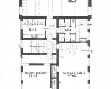 RK0603188 Komerčné / Kancelárske priestory (Prenájom)