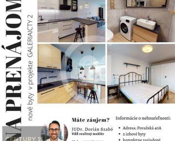 Nové byty v projekte Galeriaicty 2