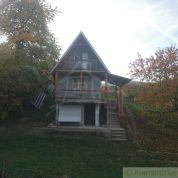 Záhradná chata 60m2, čiastočná rekonštrukcia
