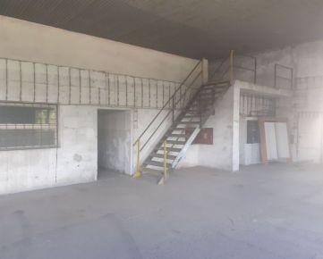 Predaj  prevádz. priestorov 900 m2  o vo Vajnoroch