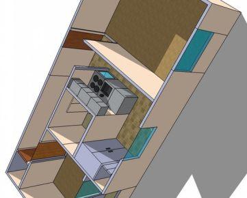 Trenčín Juh K. Šmidkeho 2 izbový byt na predaj
