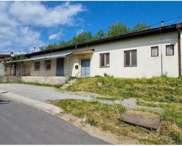BUDOVA PRENÁJOM, výrobná hala, kancelária, Banská Bystrica, časť SENICA, 4 € s DPH / m2 / mesačne