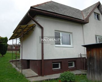 HALO REALITY - Predaj, rodinný dom Veľká Lehota