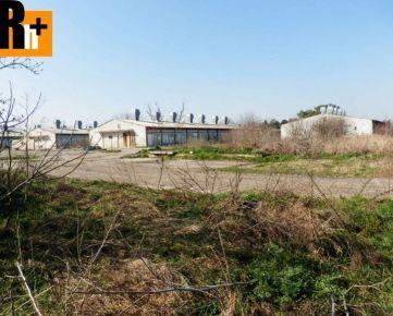 Reality holding+ ponúka Trnava pozemok pre komerčnú výstavbu na predaj - 25000m2