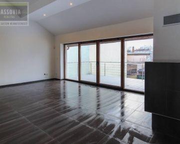 PRENÁJOM kancelárskych priestorov na Rázusovej ulici, 140 m2