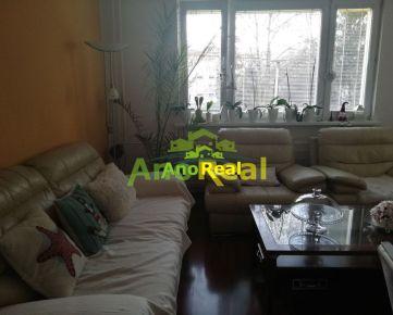 Na predaj zrekonštruovaný 3-izb. byt s balkónom, 70 m2 , Žilina-Solinky