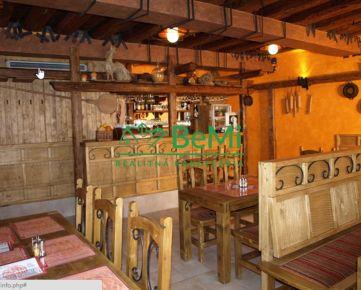 Na prenájom reštaurácia Banská Bystrica centrum (ID-405-210-ZUS)