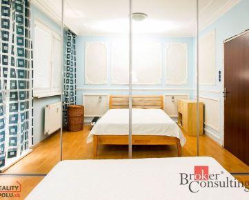 Priestranný 4 izbový byt Podunajská Biskupice na predaj, v krásnom prostredí