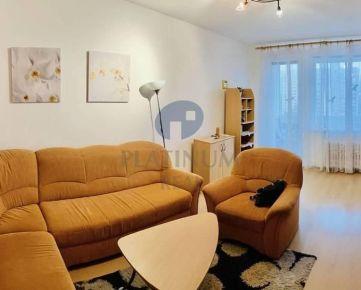 Prenájom 3-izbový kompletne zariadený byt v Dúbravke