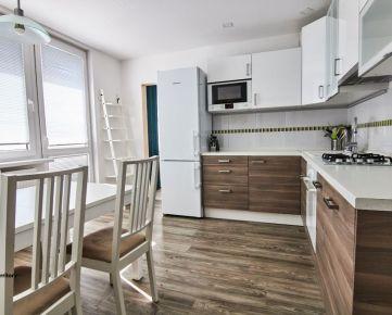 Slnečný 3 izbový byt vo vyhľadávanej lokalite, Družba