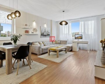 HERRYS - Na predaj priestranný 2.izbový byt v novostavbe Solar v dobrom štandarde s balkónom