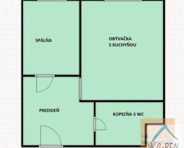2 izb. byt, TRNAVSKÁ CESTA, po novej rekonštrukcii
