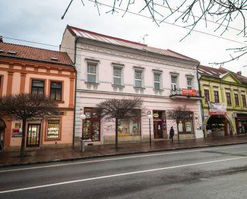 Budova, ul. Hlavná, Prešov