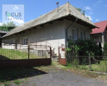 Predám zachovalý gazdovský dom Cerovo Nové Exluzívne