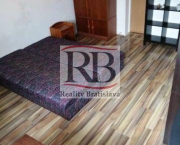1-izbový BYT  na prenájom na Mudroňovej ulici, BAI