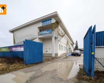 Na predaj priemyselný areál Žilina 1905m2 - TOP ponuka