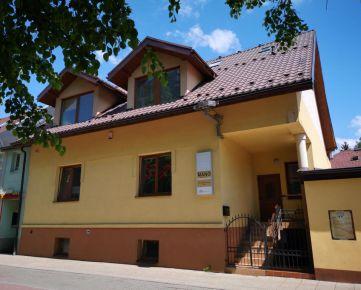 Prenájom reštauračných priestorov v širšom centre Popradu