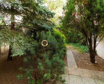 Exkluzívne byt s predzáhradkou pri Horskom parku