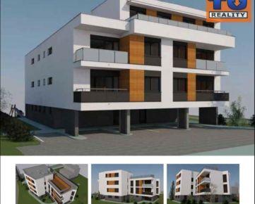 Posledné dva byty! 3 izbový byt, T. Ševčenka, novostavba, 91 m2. CENA: 180 000,00 EUR
