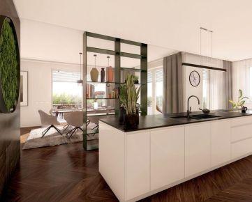 5 izbový byt (A801) – ZELENÉ VLČINCE - NOVOSTAVBA