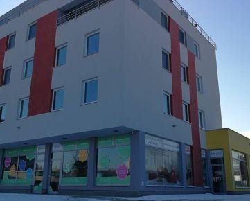 Predaj: Obchodný priestor v novostavbe Bôrik ( 456m2)