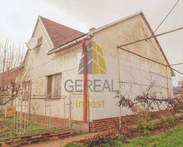 SOBRANCE rodinný dom na predaj