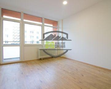 3 iz byt - CENTRUM - Loggia + Balkón - Výťah