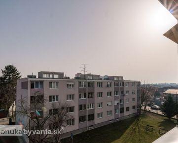 PRIEKOPNÍCKA, 3-i byt, 69 m2 - RAMENO MALÉHO DUNAJA, zastávka MHD, LESOPARK, tehla