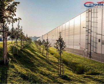 Prenájom skladových priestorov 3162 m2, Nitra