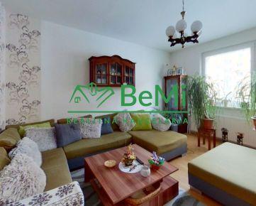 Predaj 2,5-izbový byt Exnárova Prešov (039-113-MMC) - REZERVOVANÉ