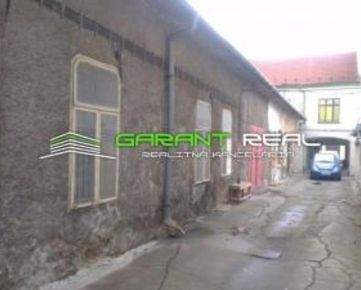 GARANT REAL - predaj historická budova, Prešov, centrum, Slovenská