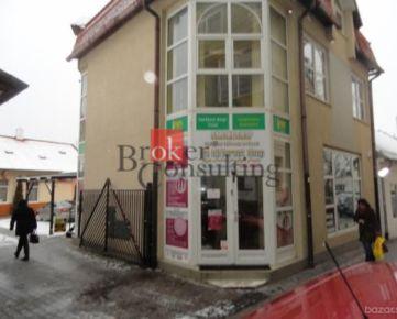 Polyfunkčná budova Nitra na predaj